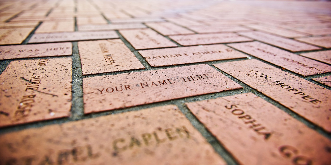 buy a brick pioneer courthouse square