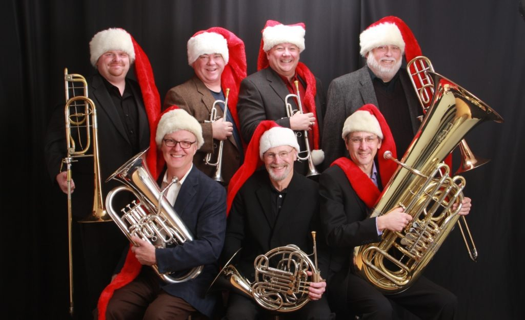 Holidays on the Mall | Festival Brass @ The Nines | Portland | Oregon | United States