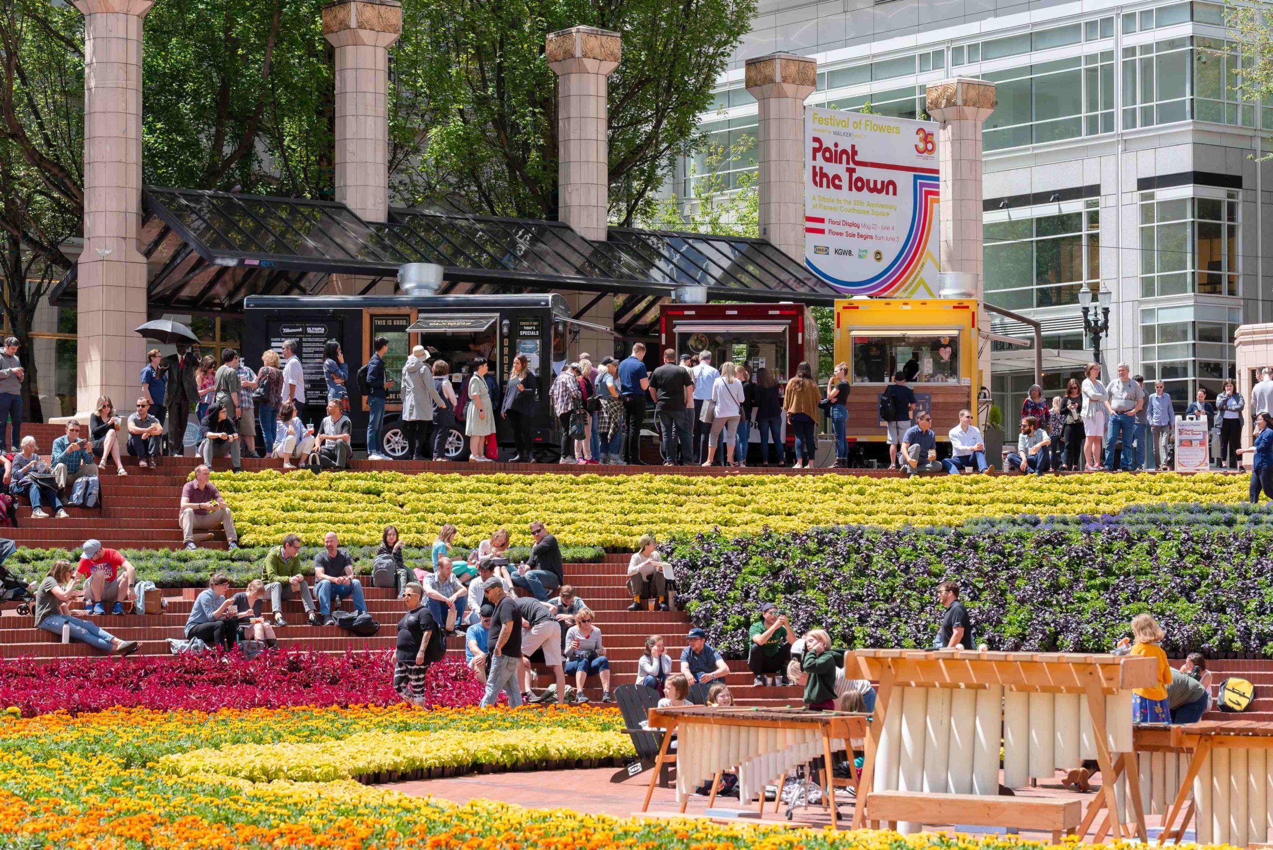 2020 Festival of Flowers Design!