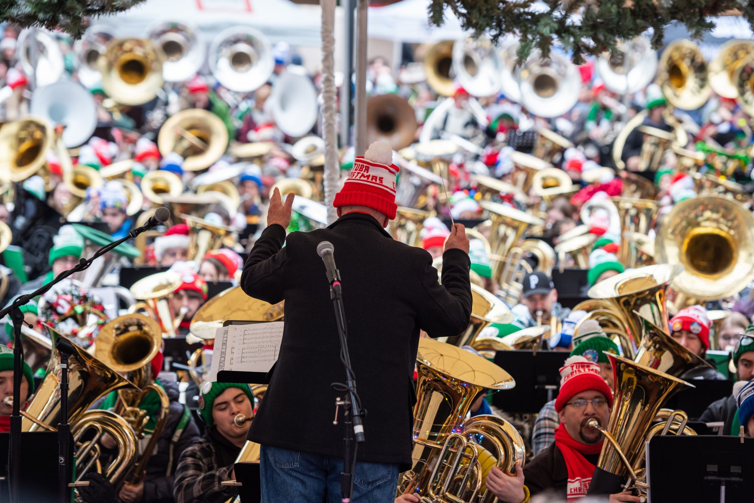 Record Breaking Holiday Season in Pioneer Courthouse Square!
